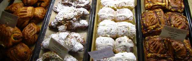 seattle food, Bakery nouveau