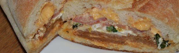 seattle food, Honey hole sandwiches