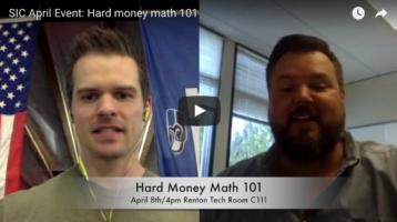 Event: Hard money math 101 with Travis Wandell