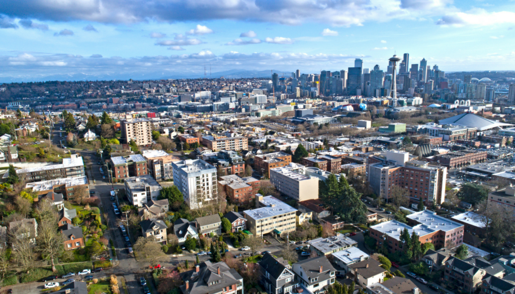 Trends in the seattle real estate market seattle real for Real estate market seattle